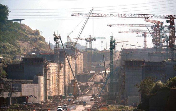 Continuará ampliación de Canal de Panamá