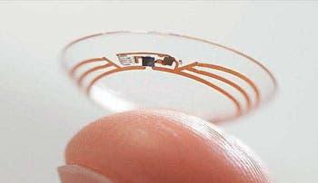 Google desarrolla lentes inteligentes para diabéticos