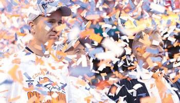 Manning noqueó a Brady