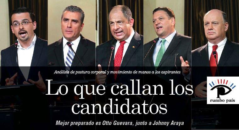 Lo que callan los candidatos