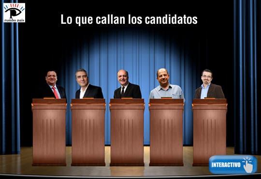 Lo que callan los candidatos [Interactivo]