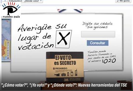 Aplicaciones de Facebook orientarán a electores