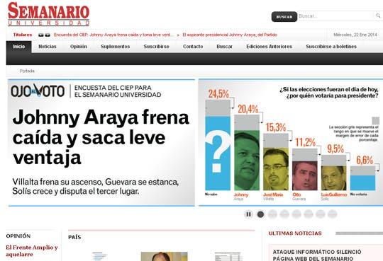 Denuncia Semanario sabotaje político