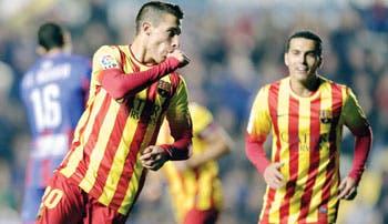 Barcelona amarra la serie
