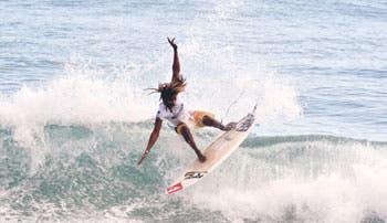 Surf al Caribe