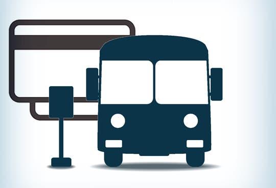 Usuarios podrán pagar bus con tarjeta