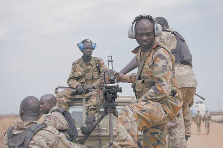 Un alto el fuego firman en Sudán del Sur