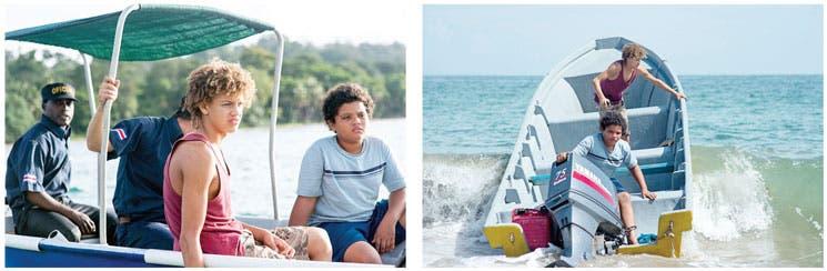 """Filme tico """"Dos Aguas"""" sería estrenado en Puerto Viejo"""