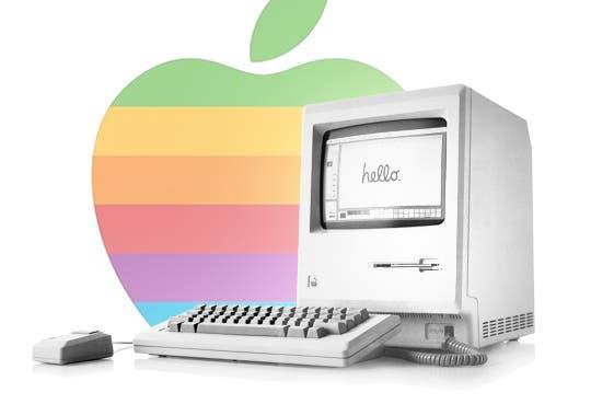 Apple celebra el 30 aniversario de su primera Mac