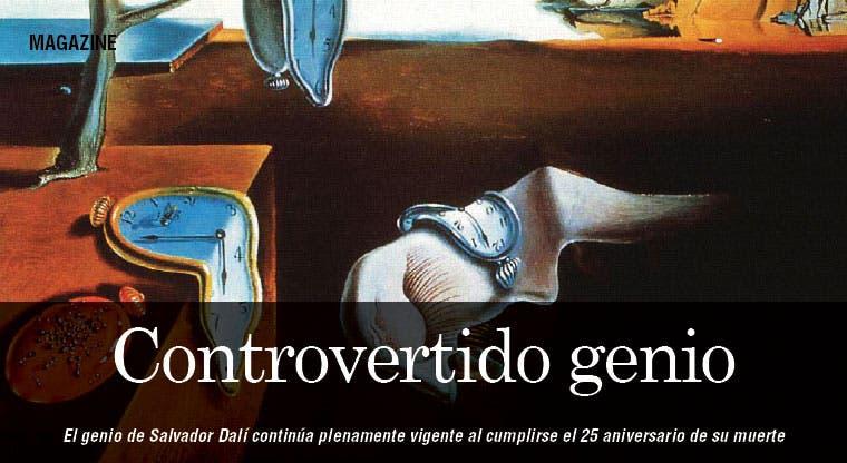 Dalí, el controvertido genio que arrasa en taquilla