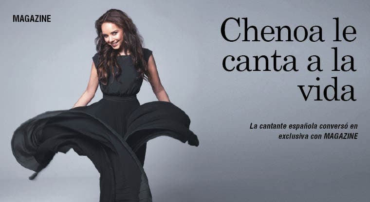 """Chenoa le canta a la vida en """"Otra dirección"""""""