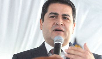 Honduras con nuevo presidente