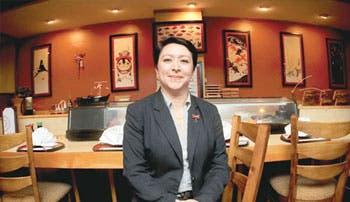 Reconocimiento a la comida japonesa
