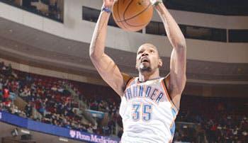 ¿Quién detiene a Durant?