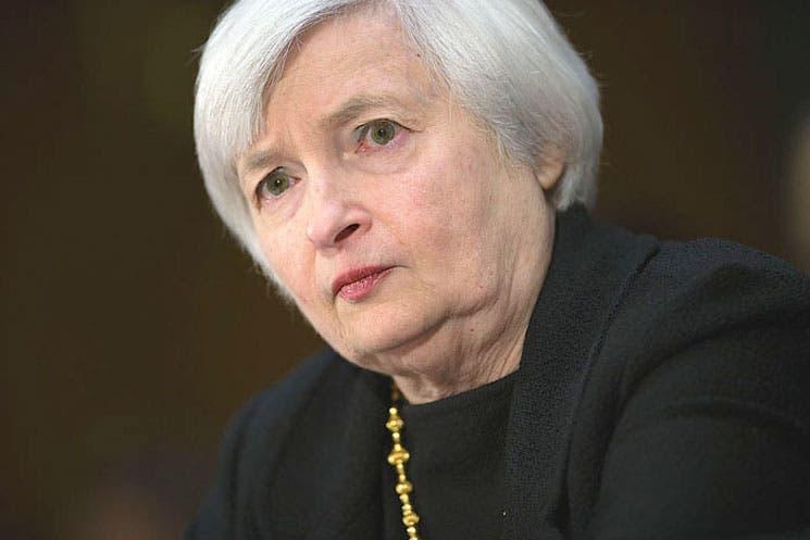 Inflación demasiado baja: desafío de Yellen