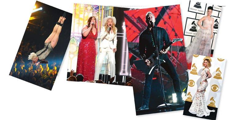 Lo mejor de los Grammy