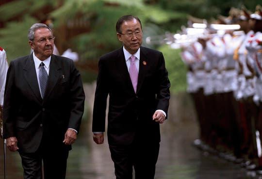 Inició cumbre en La Habana con participación de Costa Rica