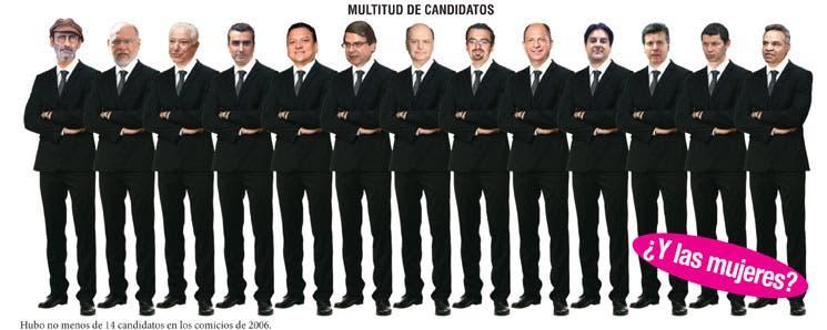 Insólitos electorales 2014