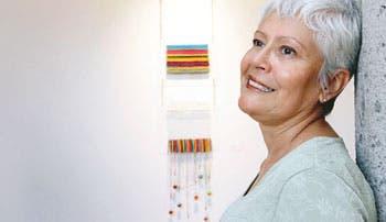 Arte textil une a ticos y polacos