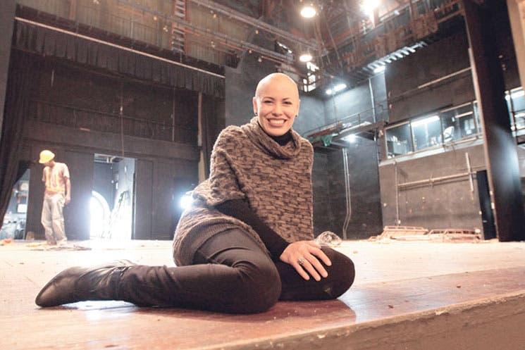 Una mano al Teatro Nacional
