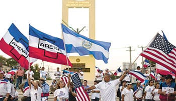 Salvadoreños reflexionan voto previo a comicios