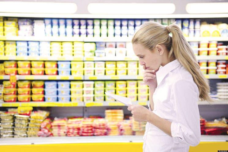 Cuide su salud desde el supermercado