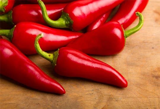 Exportación del chile creció