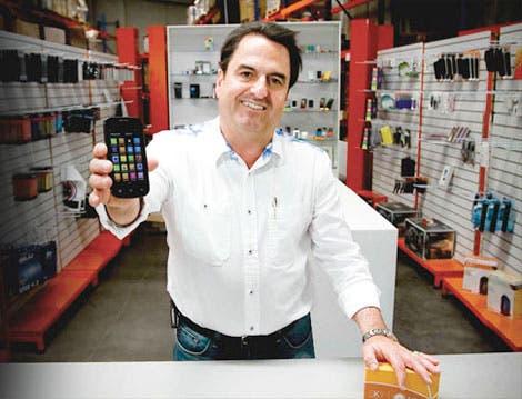 Smartphones con sello tico