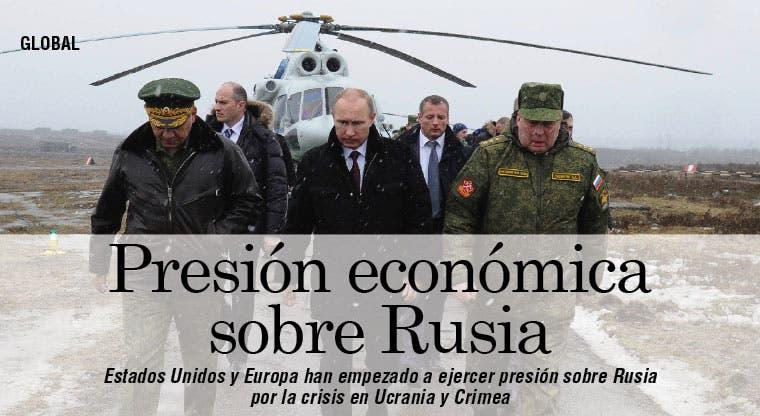 EE.UU. y Europa advierten a Rusia