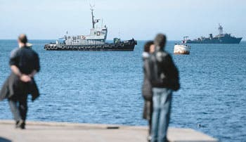 Kiev dice que no entregará Crimea