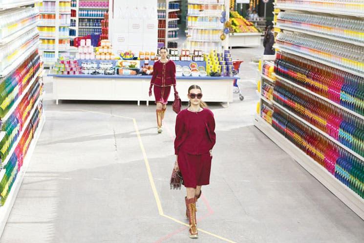 Chanel apuesta por elegantes modelos deportivos