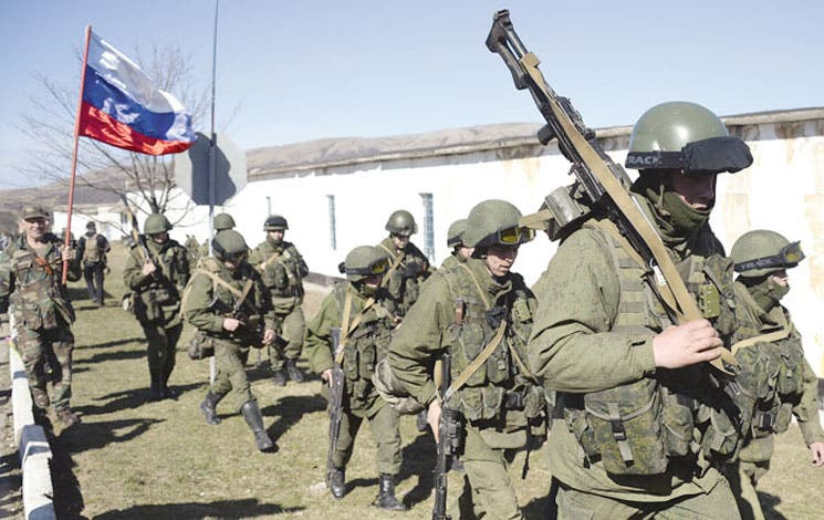 EE.UU. usa doble línea ante Rusia