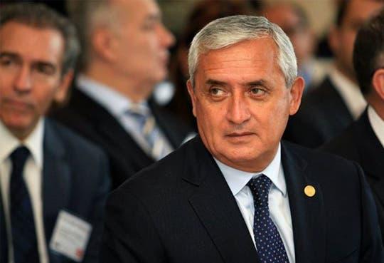 Salida de Araya sorprende a Presidente de Guatemala