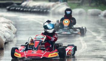 Entre adrenalina y velocidad