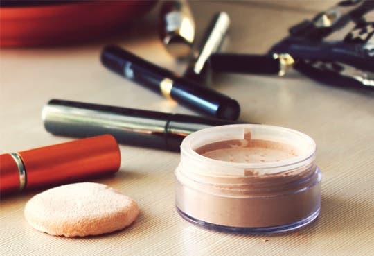 Gran decomiso de cosméticos