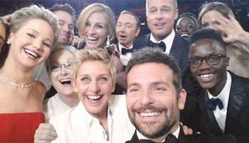 Samsung dona $3 millones por foto de los Óscar