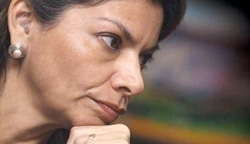 """""""Perdimos la batalla de la comunicación"""": Laura Chinchilla"""