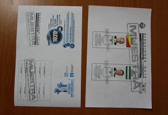 Tribunal corre por intento de fraude electoral