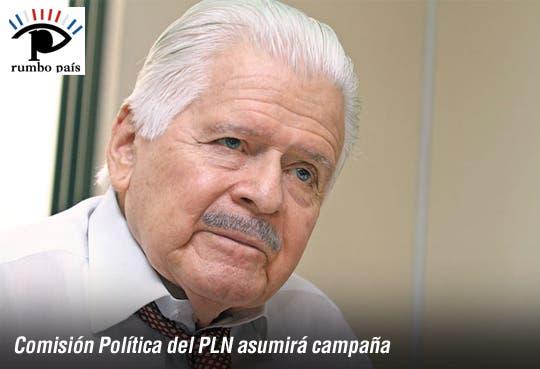 """No queremos un PLN huérfano"": Jiménez"