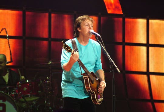 Aumentan rumores de visita de Paul McCartney al país