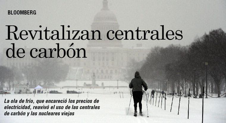 Ola de frío revitaliza centrales de carbón