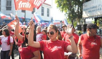 Izquierda en El Salvador continuaría