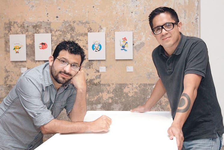 Personajes invaden el Museo de Arte y Diseño Contemporáneo