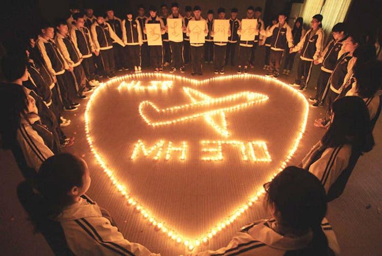 Avión malasio pudo cambiar de rumbo