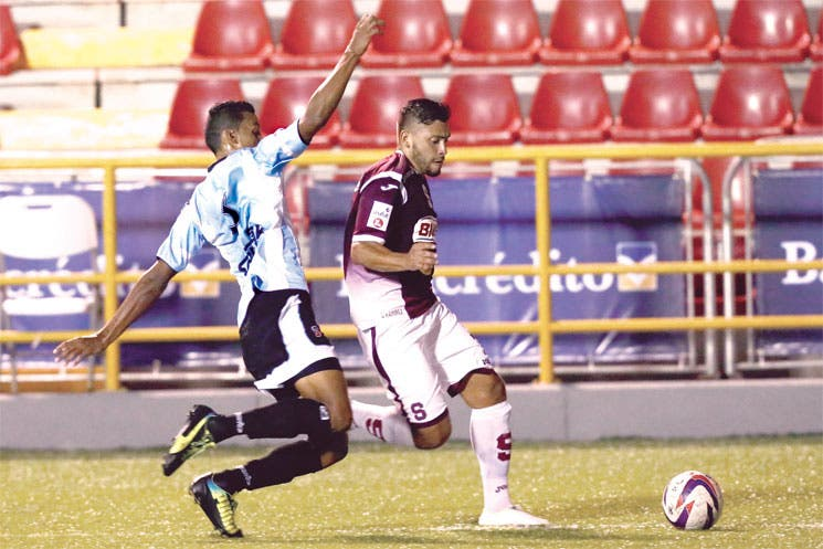 Saprissa sin freno