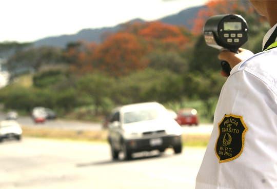 107 conductores multados gracias a radares