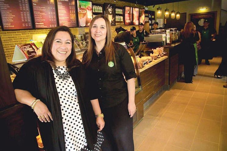 Starbucks se estrena en el Este