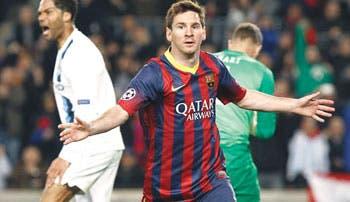 Barcelona firmó el pase