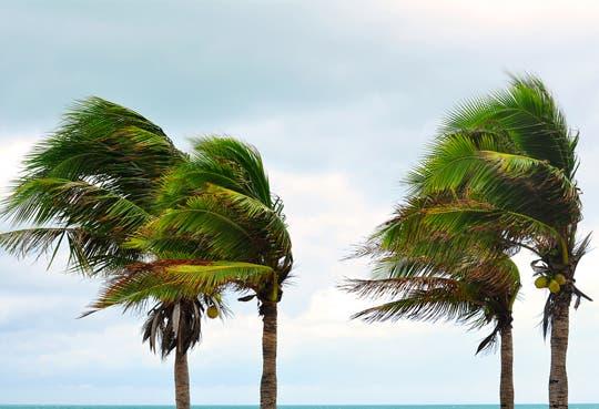 Vientos incrementarán en el país