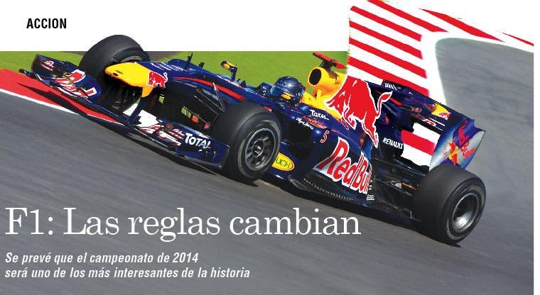 F1: Las reglas cambian